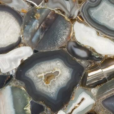 Искусственный кварцевый камень Caesarstone 8311 Grey Agate - Modern Acrylic Stone