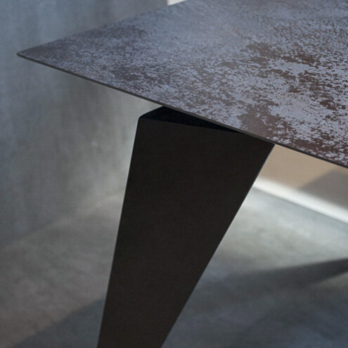 Крупноформатная тонкая листовая керамика Laminam — Modern Acrylic Stone