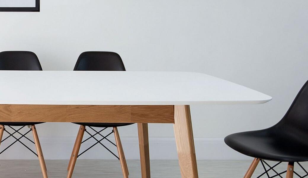 Обеденный стол из искусственного камня — Modern Acrylic Stone