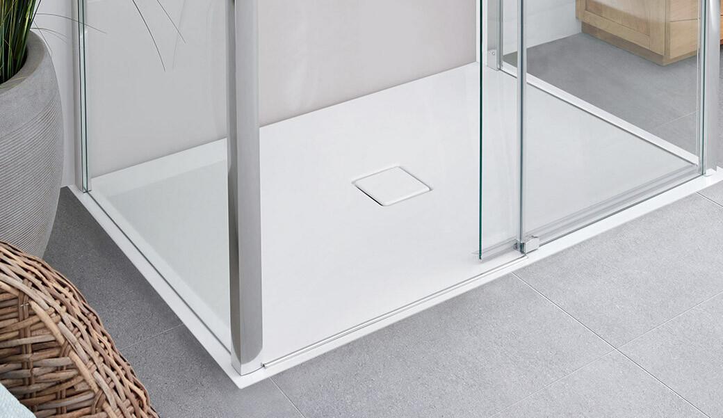 Поддон для душа из акрилового камня — Modern Acrylic Stone