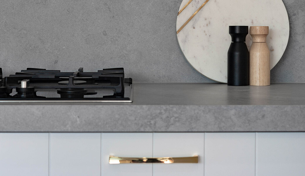 Стеновая панель из кварцевого камня Caesarstone — Modern Acrylic Stone