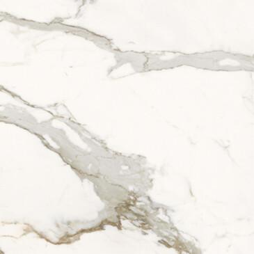 Керамическая широкоформатная плита Keralini Infinito 2.0 Calacatta Light - Modern Acrylic Stone