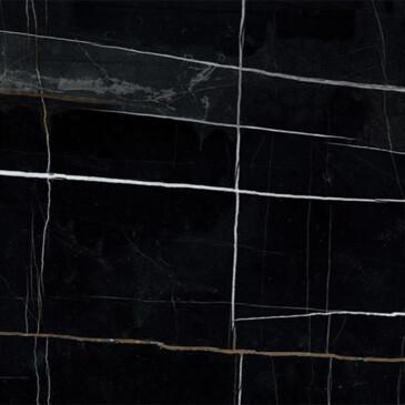 Керамическая широкоформатная плита Keralini Infinito 2.0 Sahara Noir Honed - Modern Acrylic Stone