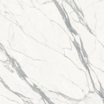 Керамическая широкоформатная плита Keralini Infinito 2.0 Statuario Extra Honed - Modern Acrylic Stone